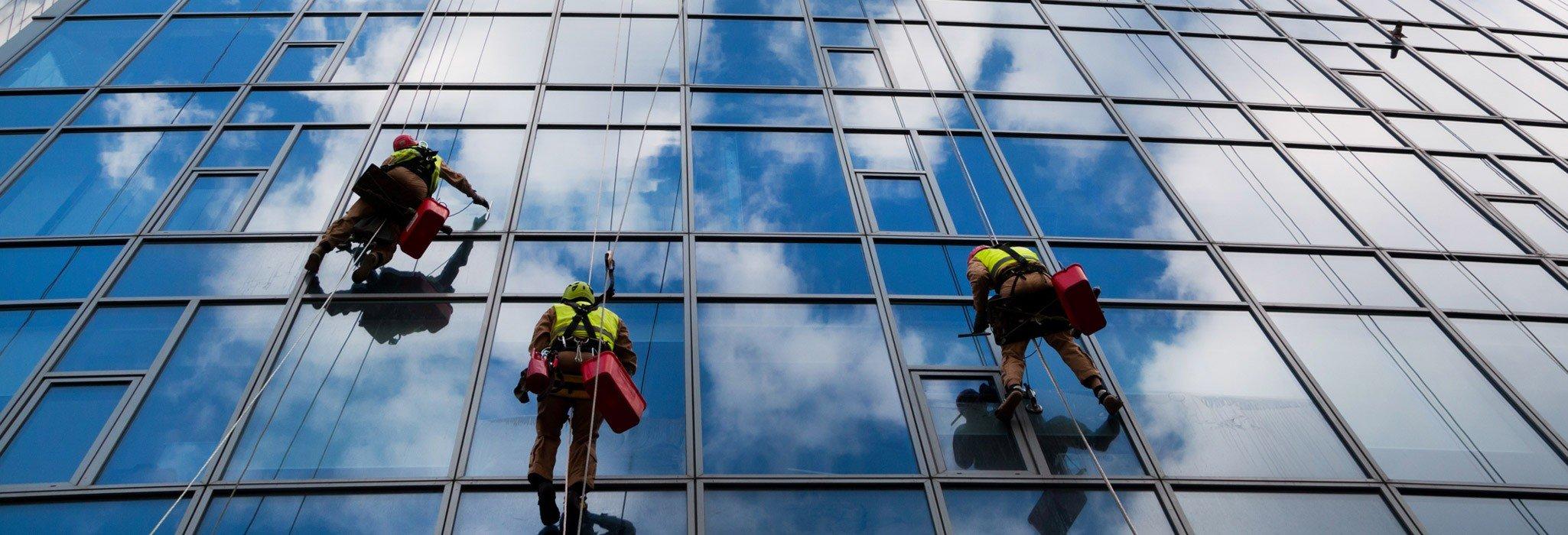 Höhenarbeit - Schutzausrüstung