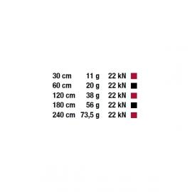 Edelweiss Dyneemaschlingen 10mm