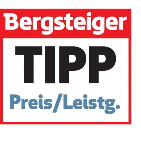 Bergsteiger TIPP Klettersteigset