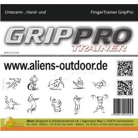 Unterarmtrainer GRIP PRO