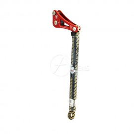 ISC Rope Wrench mit Halteseil