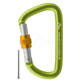 Zubehörkarabiner Accessory D Screw