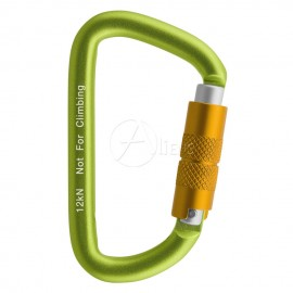 Zubehörkarabiner Accessory D Twistlock