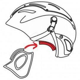 Ohrenschutz für Helm Kosmos