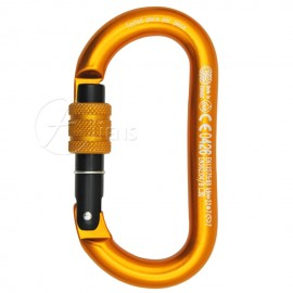 Karabiner Oval Classic Screw