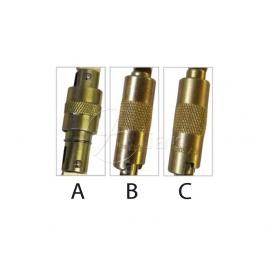 Stahlkarabiner KH455